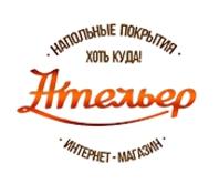 Интернет-магазин напольных покрытий Ательер
